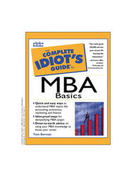 Idiots Guide To MBA Basics
