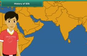 Fibre to Fabric‐Silk: History of Silk